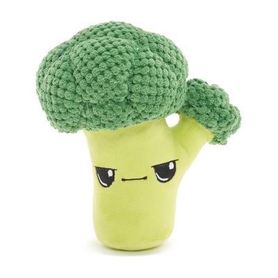 BARK Punk Brocc Broccoli Dog Toy
