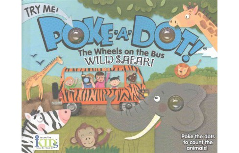 Wheels on the Bus : Wild Safari (Hardcover) (Leslie Bockol) - image 1 of 1