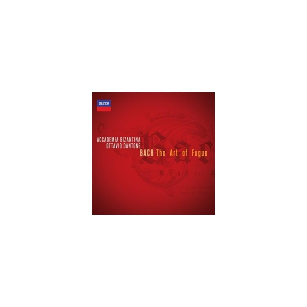 Accademia Bizantina - Bach:Art Of Fugue (CD)