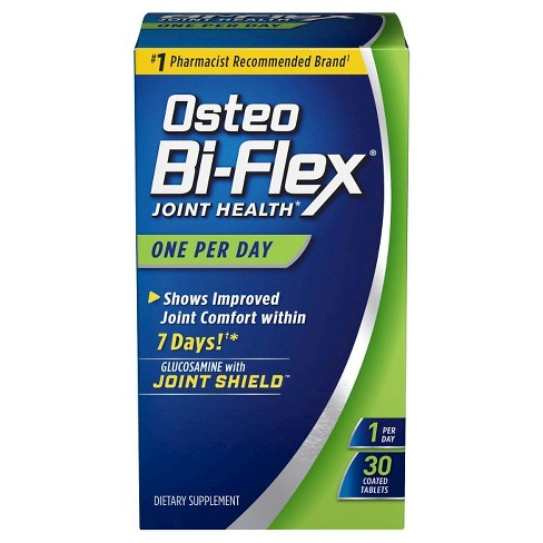 Osteo Bi-Flex One Per Day Joint Health Coated Tablets - 30ct - image 1 of 1