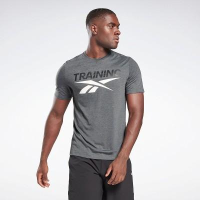 Reebok Training Vector T-Shirt Mens Athletic T-Shirts