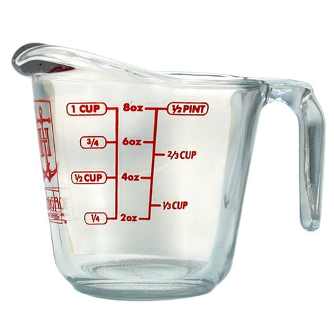 Anchor 8oz Measuring Cup - image 1 of 1