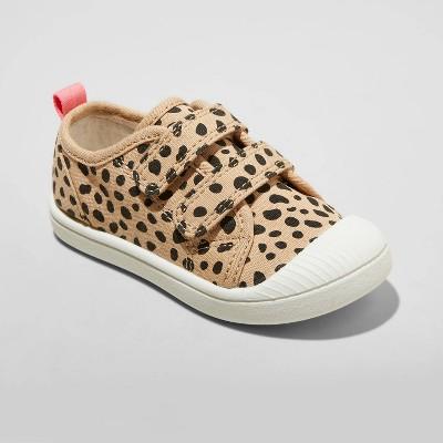 Toddler Parker Apparel Sneakers - Cat & Jack™ Brown 7