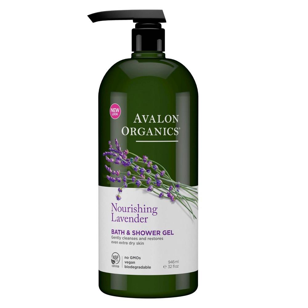 Avalon Lavender Bath Shower Gel 32oz