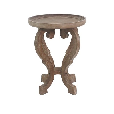 Dree Side Table Natural Oak - Carolina Chair and Table