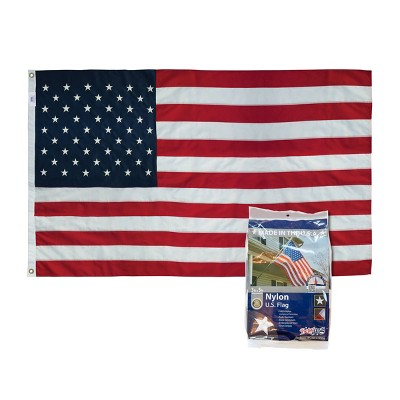 3'x5' Nylon USA Flag