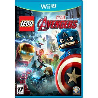 LEGO Marvels Avengers - Nintendo Wii U
