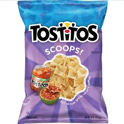 Tostitos Scoops Tortilla Chips -10oz