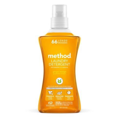 method Ginger Mango Laundry Detergent - 53.5 fl oz - image 1 of 4