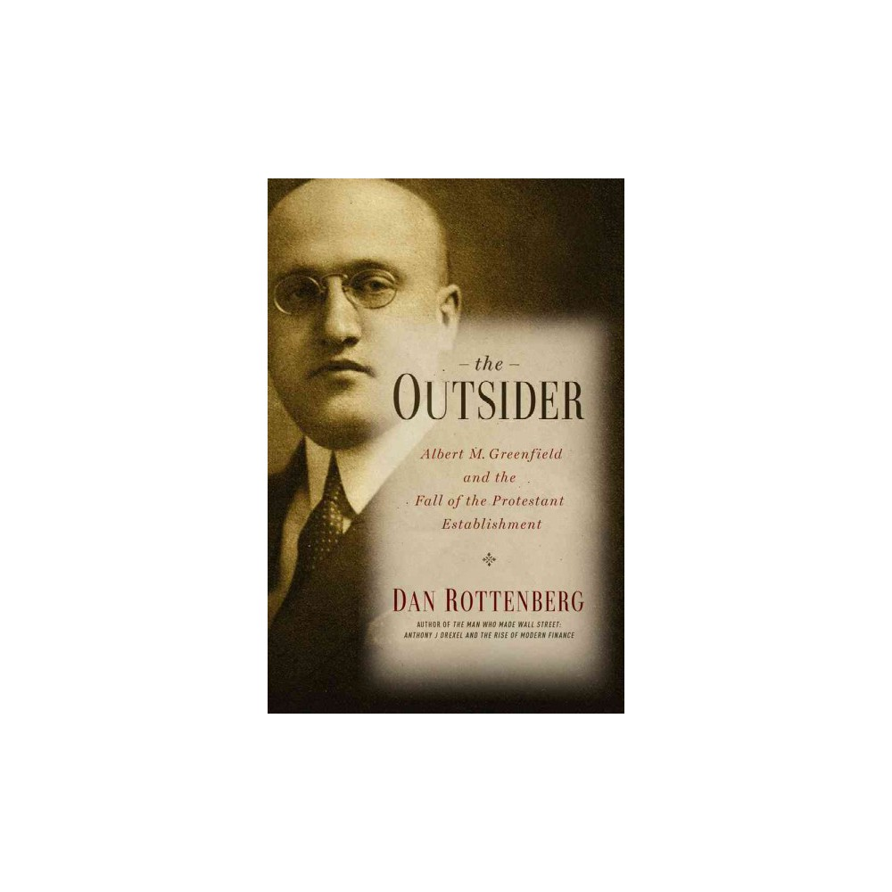 The Outsider (Hardcover), Books