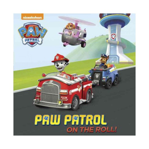 Paw Patrol on the Roll! (Paw Patrol) - (Pictureback(r)) (Paperback) - image 1 of 1