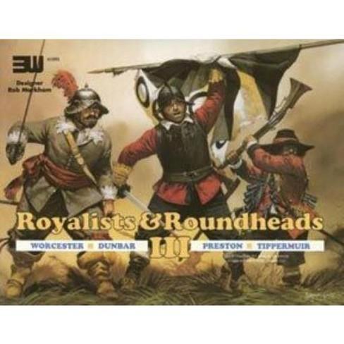 Royalists & Roundheads III Board Game - image 1 of 1