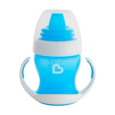 Munchkin Gentle Transition Trainer Cup 4oz - Blue