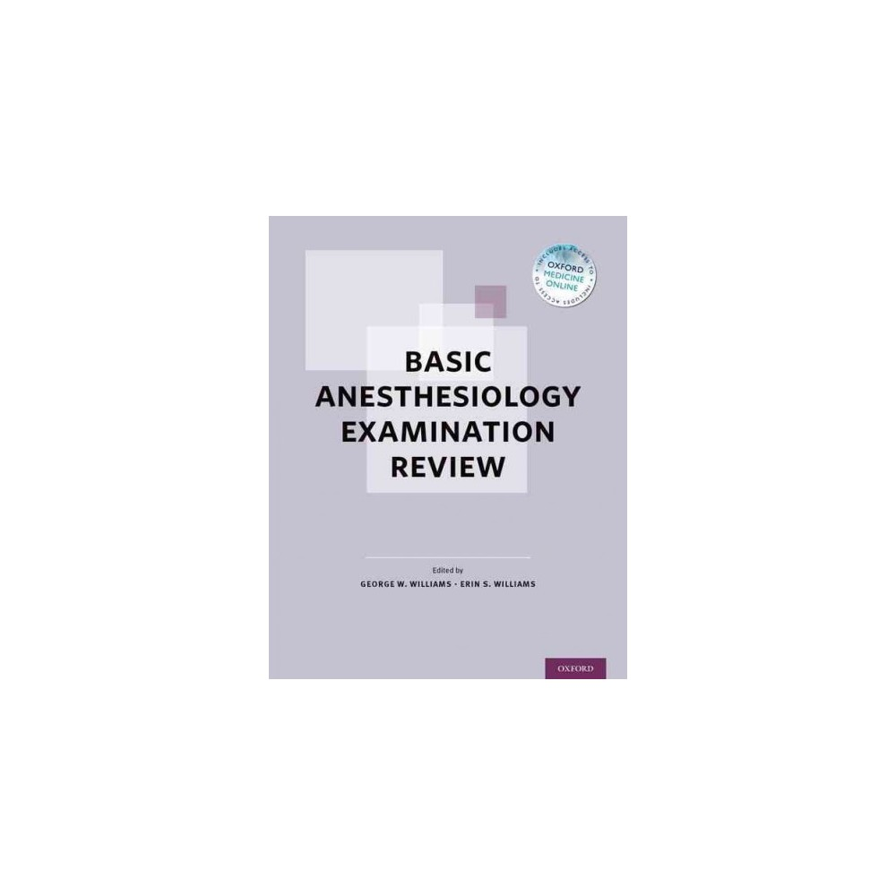 Basic Anesthesiology Examination Review (Paperback)