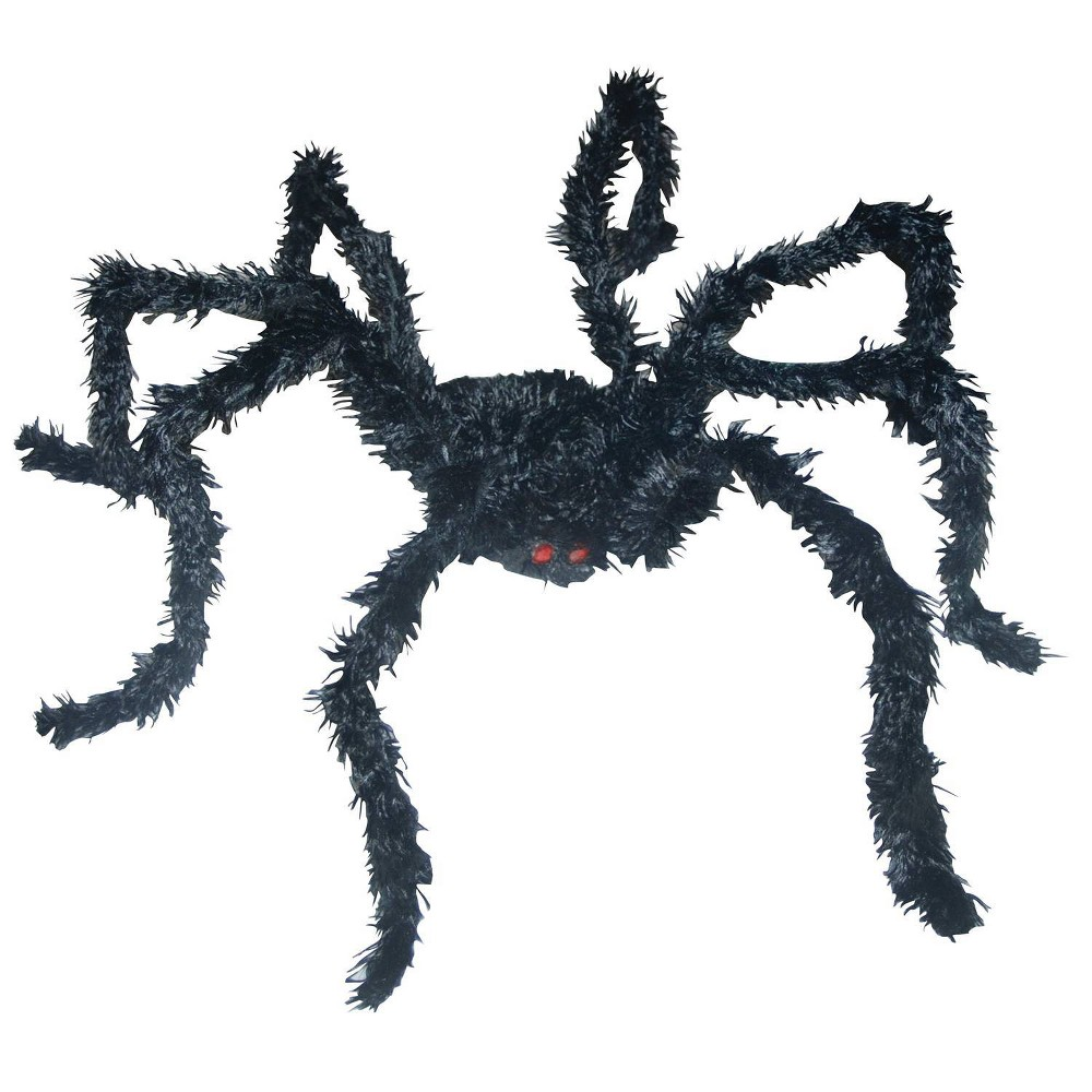 Image of Halloween Light Up Spider Long Hair