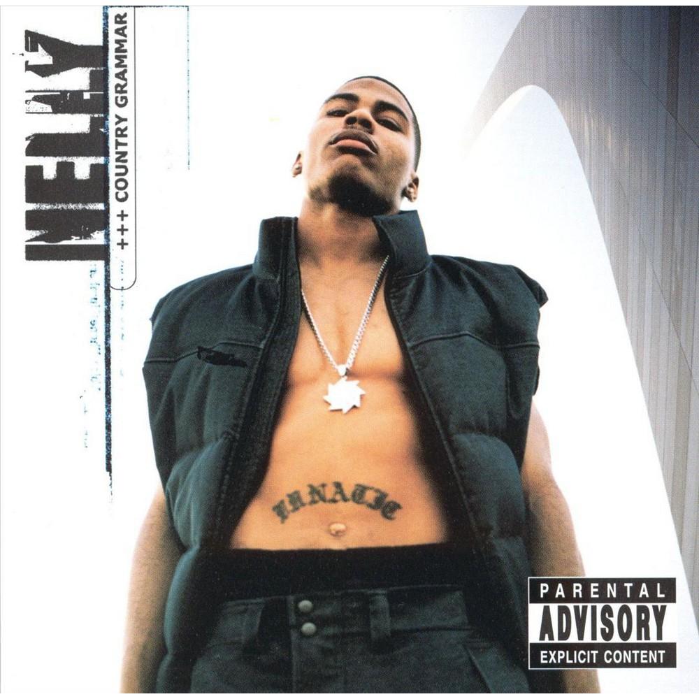Nelly Country Grammar Explicit Lyrics Cd