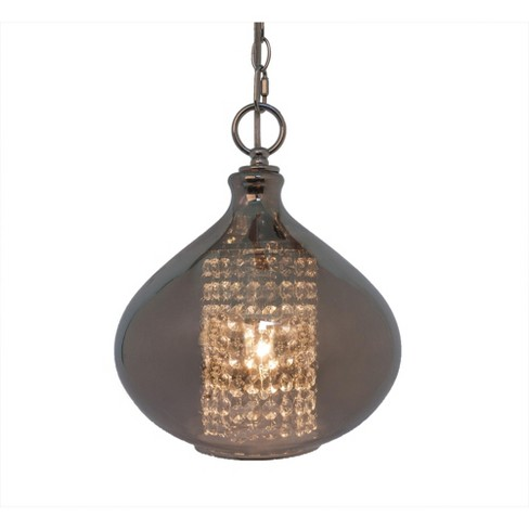 """River of Goods Single Light 10"""" Wide Pendant - image 1 of 1"""