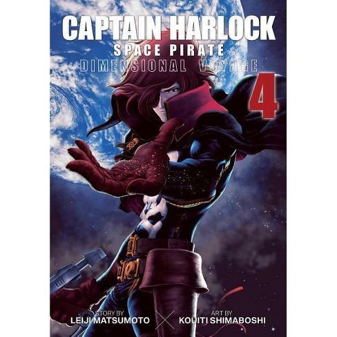Captain Harlock: Dimensional Voyage Vol. 4 - (Captain Harlock Space Pirate: Dimensional Voyage) - image 1 of 1