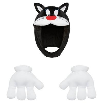 Kids' Looney Tunes Sylvester the Cat Halloween Costume Kit