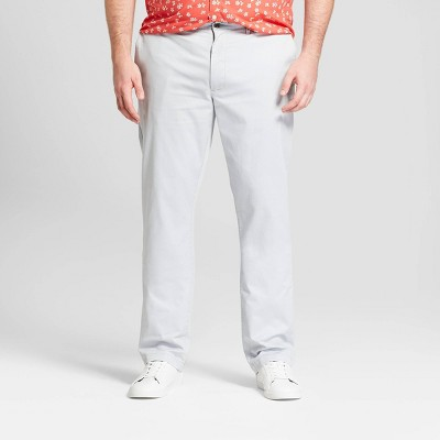 Men's Big & Tall Athletic Fit Hennepin Chino Pants - Goodfellow & Co™