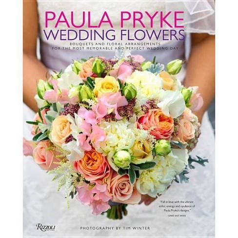 Paula Pryke: Wedding Flowers - (Hardcover) - image 1 of 1