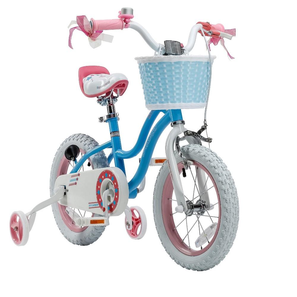 RoyalBaby Stargirl 12 Bike - Blue