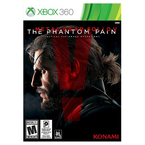 Metal Gear Solid V: The Phantom Pain PRE-OWNED Xbox 360 - image 1 of 1