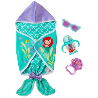 My Disney Nursery Snuggle 'N Stroll Doll Accessory Pack - The Little Mermaid