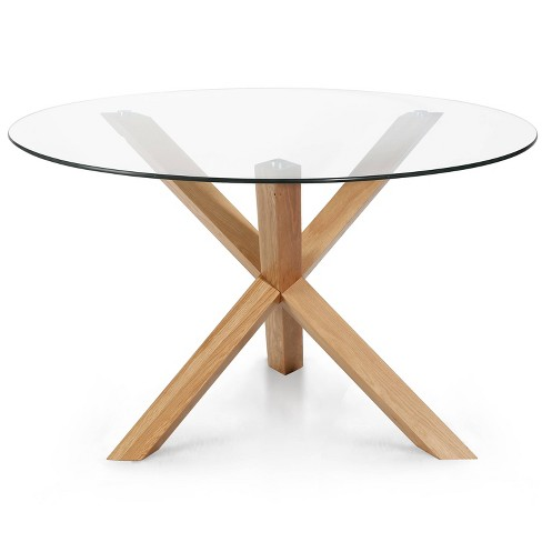 """48"""" Wilford Round Dining Table - Poly & Bark - image 1 of 4"""