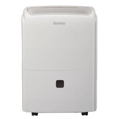 Danby 40pt Dehumidifier White
