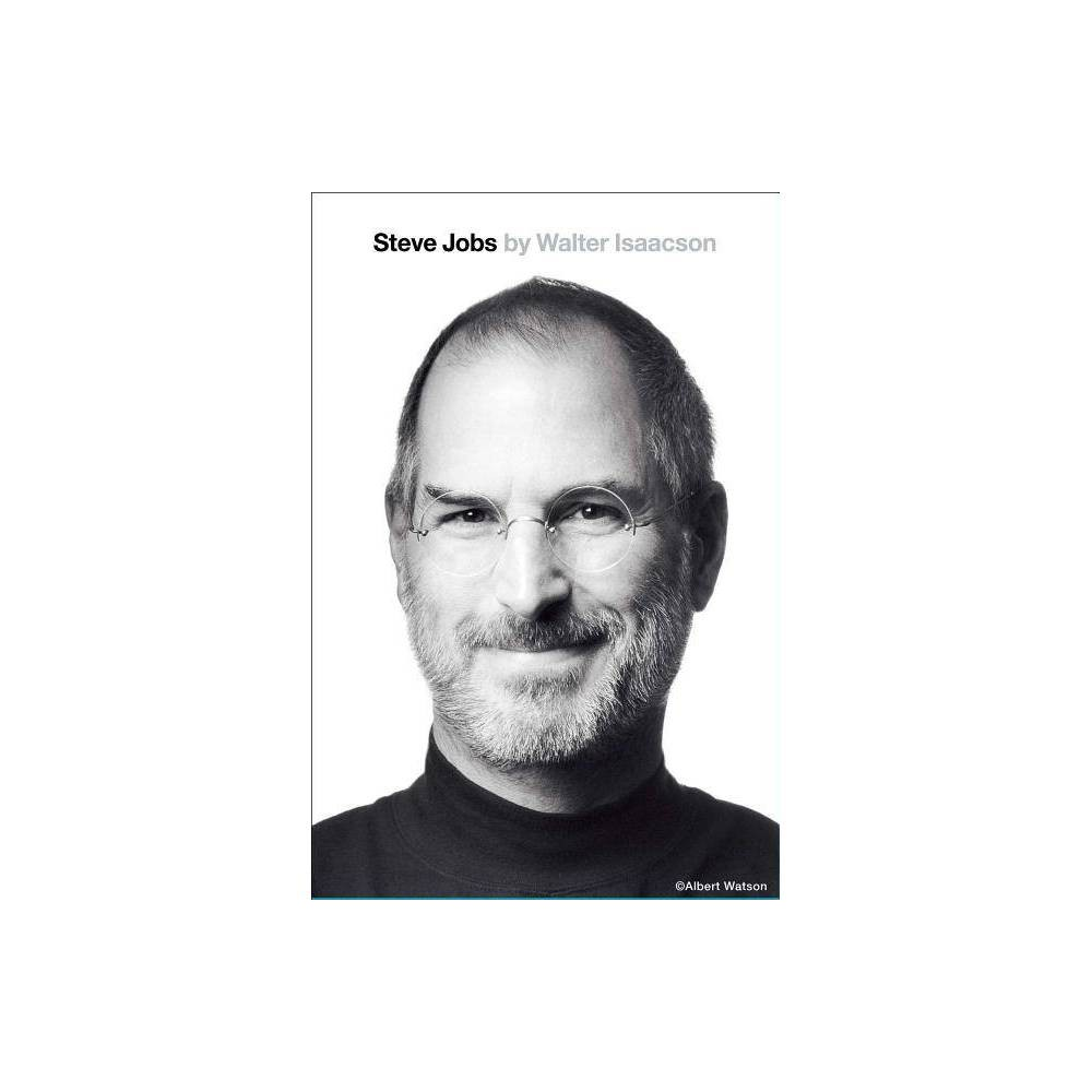 Steve Jobs By Walter Isaacson Paperback