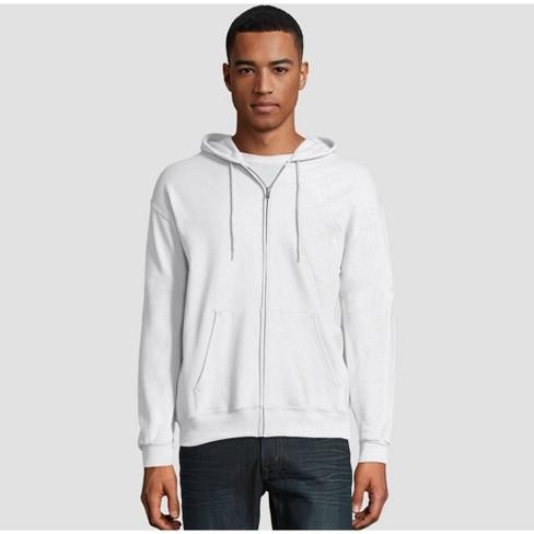 Hanes Ultimate Cotton Adult Fleece Full-Zip Hoodie