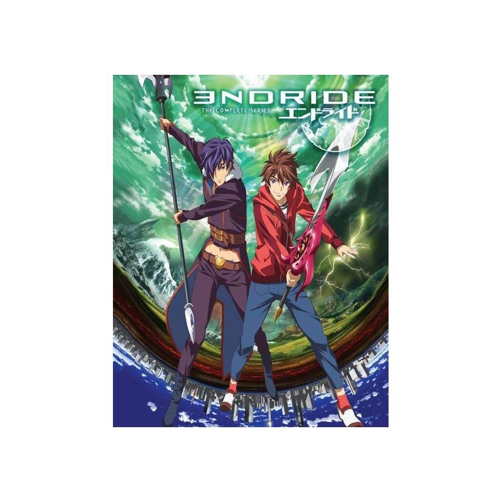 Endride The Complete Series Blu Ray 2018