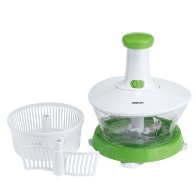 Cuisinart PrepExpress Plus White and Green Rice & Dice Prep Tool - CTG-00-RD
