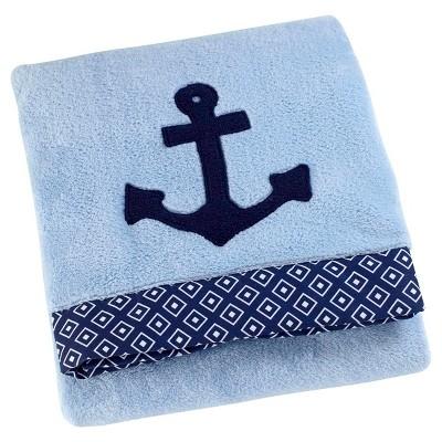 Sadie & Scout - Hampton - Anchor Baby Blanket