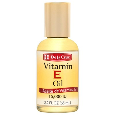 DLC Vitamin E Oil - 2.2 fl oz