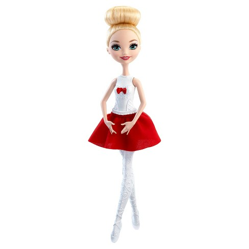 Ever After High Ballet Apple White Doll - image 1 of 6
