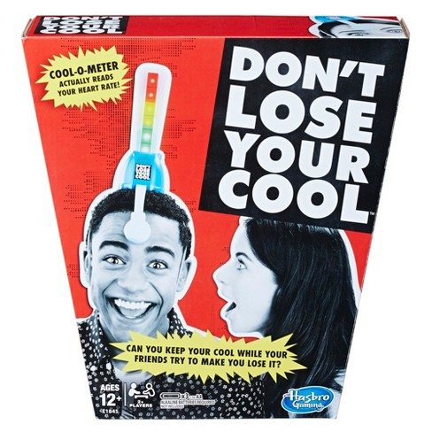 Hasbro Don't Lose Your Cool Game - image 1 of 11