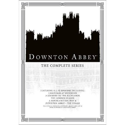 Downton Abbey: The Complete Collection (DVD)(2020)