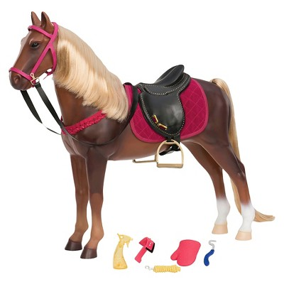 """Our Generation Persian Show Horse Accessory for 18"""" Dolls"""