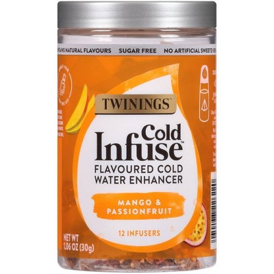 Twinings Cold Infuse Mango & Passionfruit Tea - 12ct