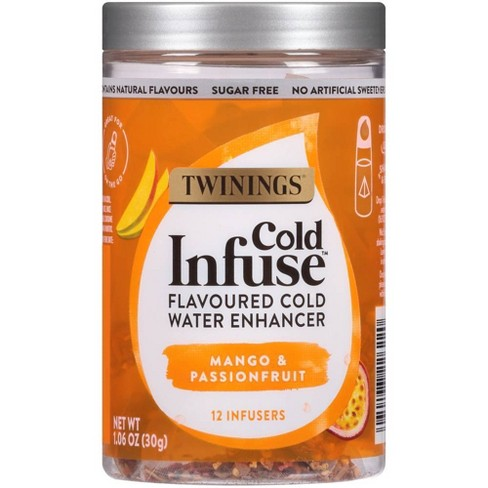 Twinings Cold Infuse Mango & Passionfruit Tea - 12ct - image 1 of 4