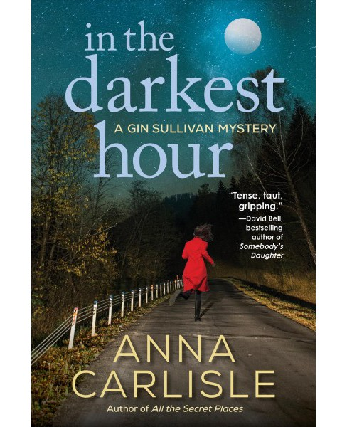In the Darkest Hour -  (A Gin Sullivan Mystery) by Anna Carlisle (Hardcover) - image 1 of 1