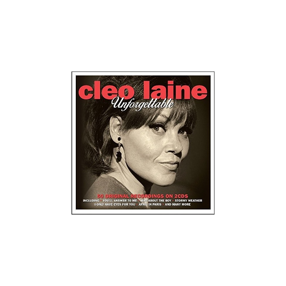 Cleo laine - Unforgettable (CD)