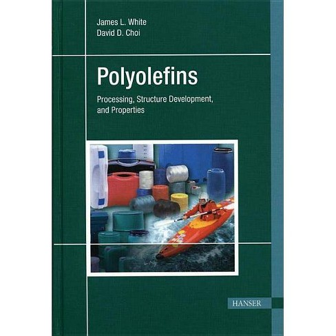 Polyolefins - by  James L White (Hardcover) - image 1 of 1