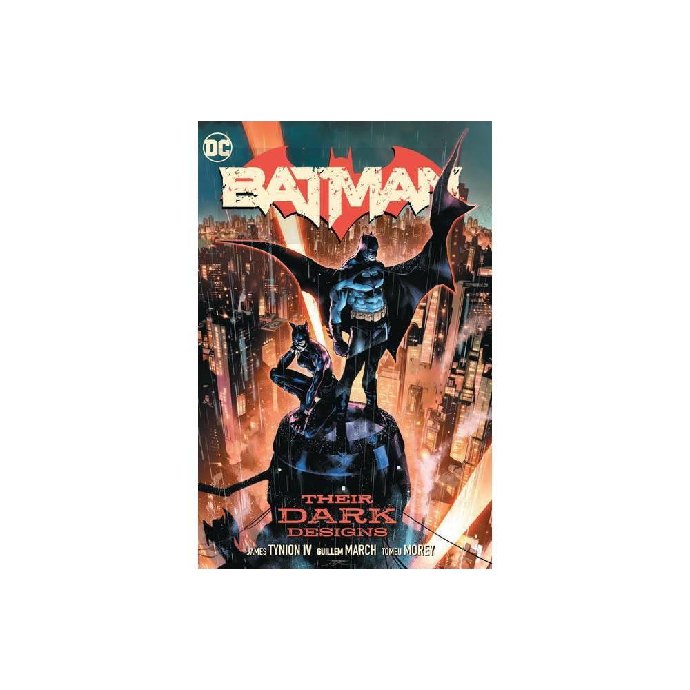 Batman Vol 1 Their Dark Designs By James Tynion Iv Hardcover