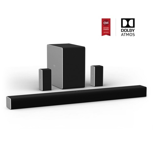 """VIZIO 5.1.2-Channel Soundbar System with 6/"""" Wireless Subwoofer and Dolby At..."""