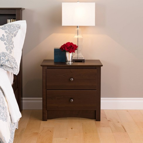 Nightstand Brown - Fremont - image 1 of 4