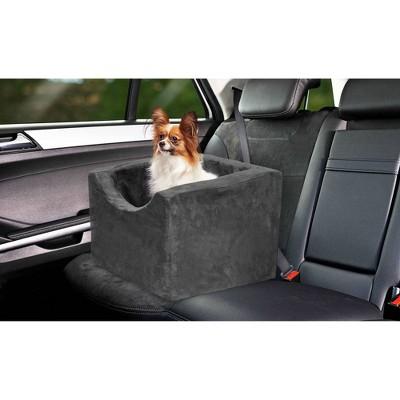 Precious Tails High Density Foam Single Dog Car Booster