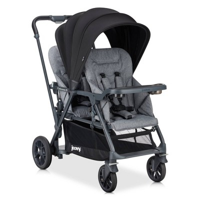 Joovy Caboose S Too Sit Stand Double Stroller